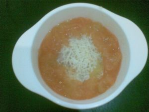 Orange oat cheesy.. halah...